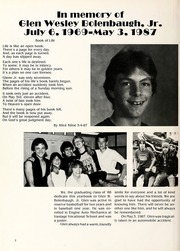Page 6, 1988 Edition, Ohio City Liberty High School - O Citian Yearbook (Ohio City, OH) online yearbook collection