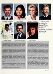 Page 9, 1988 Edition, Ohio City Liberty High School - O Citian Yearbook (Ohio City, OH) online yearbook collection