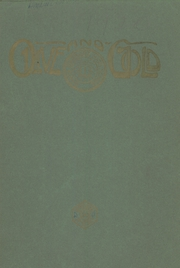 Page 1, 1920 Edition, Santa Barbara High School - Olive and Gold Yearbook (Santa Barbara, CA) online yearbook collection