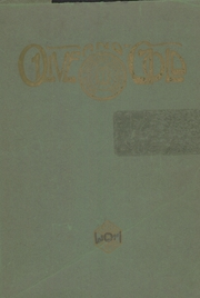 Page 1, 1921 Edition, Santa Barbara High School - Olive and Gold Yearbook (Santa Barbara, CA) online yearbook collection