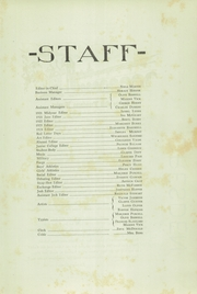 Page 11, 1921 Edition, Santa Barbara High School - Olive and Gold Yearbook (Santa Barbara, CA) online yearbook collection