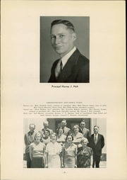 Page 13, 1938 Edition, Santa Barbara High School - Olive and Gold Yearbook (Santa Barbara, CA) online yearbook collection