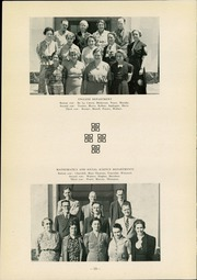 Page 14, 1938 Edition, Santa Barbara High School - Olive and Gold Yearbook (Santa Barbara, CA) online yearbook collection