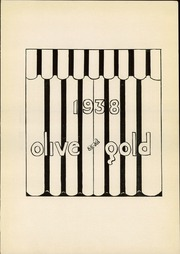 Page 7, 1938 Edition, Santa Barbara High School - Olive and Gold Yearbook (Santa Barbara, CA) online yearbook collection