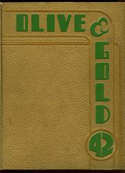 Page 1, 1942 Edition, Santa Barbara High School - Olive and Gold Yearbook (Santa Barbara, CA) online yearbook collection
