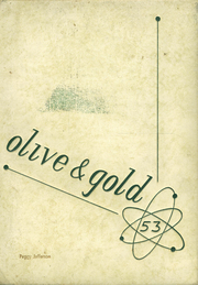 Page 1, 1953 Edition, Santa Barbara High School - Olive and Gold Yearbook (Santa Barbara, CA) online yearbook collection