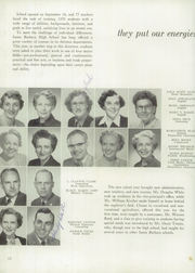 Page 16, 1953 Edition, Santa Barbara High School - Olive and Gold Yearbook (Santa Barbara, CA) online yearbook collection