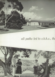 Page 8, 1953 Edition, Santa Barbara High School - Olive and Gold Yearbook (Santa Barbara, CA) online yearbook collection