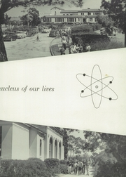 Page 9, 1953 Edition, Santa Barbara High School - Olive and Gold Yearbook (Santa Barbara, CA) online yearbook collection