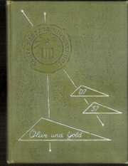 Santa Barbara High School - Olive and Gold Yearbook (Santa Barbara, CA) online yearbook collection, 1957 Edition, Page 1