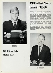 Page 16, 1966 Edition, Santa Barbara High School - Olive and Gold Yearbook (Santa Barbara, CA) online yearbook collection