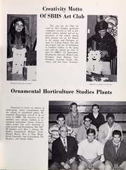 Page 173, 1968 Edition, Santa Barbara High School - Olive and Gold Yearbook (Santa Barbara, CA) online yearbook collection