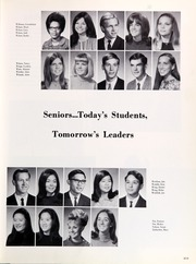 Page 217, 1968 Edition, Santa Barbara High School - Olive and Gold Yearbook (Santa Barbara, CA) online yearbook collection