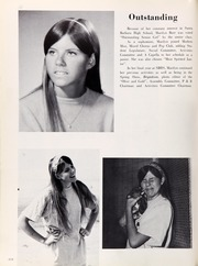 Page 218, 1968 Edition, Santa Barbara High School - Olive and Gold Yearbook (Santa Barbara, CA) online yearbook collection