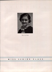 Page 13, 1936 Edition, Marietta High School - Olympian Yearbook (Marietta, GA) online yearbook collection