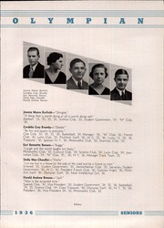Page 17, 1936 Edition, Marietta High School - Olympian Yearbook (Marietta, GA) online yearbook collection