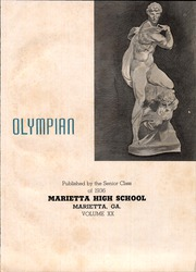 Page 3, 1936 Edition, Marietta High School - Olympian Yearbook (Marietta, GA) online yearbook collection
