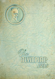 Page 1, 1939 Edition, Marietta High School - Olympian Yearbook (Marietta, GA) online yearbook collection