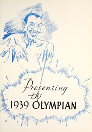Page 7, 1939 Edition, Marietta High School - Olympian Yearbook (Marietta, GA) online yearbook collection