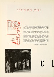 Page 12, 1940 Edition, Marietta High School - Olympian Yearbook (Marietta, GA) online yearbook collection