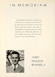 Page 14, 1940 Edition, Marietta High School - Olympian Yearbook (Marietta, GA) online yearbook collection