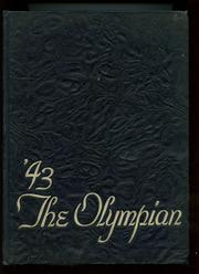 Page 1, 1943 Edition, Marietta High School - Olympian Yearbook (Marietta, GA) online yearbook collection