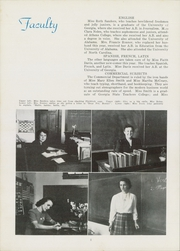 Page 12, 1943 Edition, Marietta High School - Olympian Yearbook (Marietta, GA) online yearbook collection
