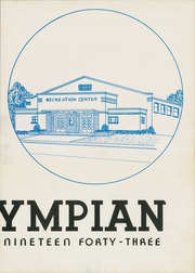 Page 7, 1943 Edition, Marietta High School - Olympian Yearbook (Marietta, GA) online yearbook collection