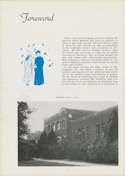 Page 8, 1943 Edition, Marietta High School - Olympian Yearbook (Marietta, GA) online yearbook collection