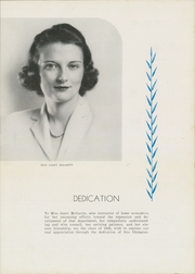 Page 9, 1943 Edition, Marietta High School - Olympian Yearbook (Marietta, GA) online yearbook collection