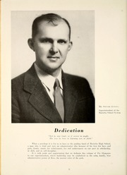 Page 8, 1944 Edition, Marietta High School - Olympian Yearbook (Marietta, GA) online yearbook collection