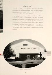 Page 11, 1948 Edition, Marietta High School - Olympian Yearbook (Marietta, GA) online yearbook collection
