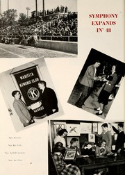 Page 16, 1948 Edition, Marietta High School - Olympian Yearbook (Marietta, GA) online yearbook collection