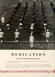 Page 8, 1948 Edition, Marietta High School - Olympian Yearbook (Marietta, GA) online yearbook collection