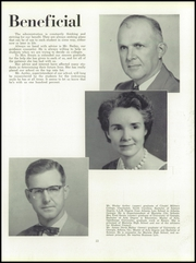 Page 17, 1955 Edition, Marietta High School - Olympian Yearbook (Marietta, GA) online yearbook collection