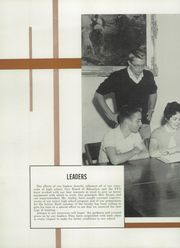 Page 14, 1957 Edition, Marietta High School - Olympian Yearbook (Marietta, GA) online yearbook collection