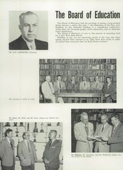 Page 16, 1957 Edition, Marietta High School - Olympian Yearbook (Marietta, GA) online yearbook collection