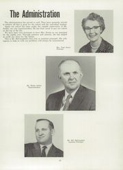 Page 17, 1957 Edition, Marietta High School - Olympian Yearbook (Marietta, GA) online yearbook collection