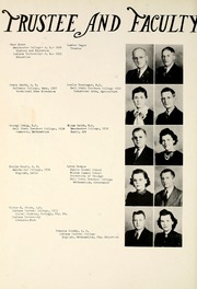 Page 12, 1940 Edition, Ossian High School - Oracle Yearbook (Ossian, IN) online yearbook collection