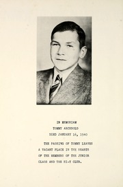 Page 14, 1940 Edition, Ossian High School - Oracle Yearbook (Ossian, IN) online yearbook collection
