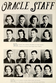 Page 16, 1940 Edition, Ossian High School - Oracle Yearbook (Ossian, IN) online yearbook collection