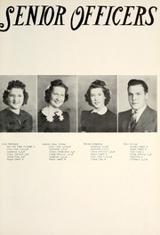 Page 17, 1940 Edition, Ossian High School - Oracle Yearbook (Ossian, IN) online yearbook collection