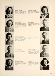 Page 13, 1946 Edition, Ossian High School - Oracle Yearbook (Ossian, IN) online yearbook collection