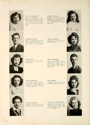Page 14, 1946 Edition, Ossian High School - Oracle Yearbook (Ossian, IN) online yearbook collection