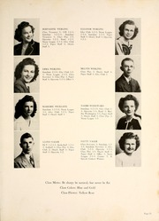 Page 15, 1946 Edition, Ossian High School - Oracle Yearbook (Ossian, IN) online yearbook collection