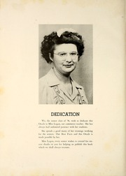 Page 6, 1946 Edition, Ossian High School - Oracle Yearbook (Ossian, IN) online yearbook collection