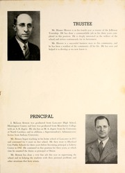 Page 7, 1946 Edition, Ossian High School - Oracle Yearbook (Ossian, IN) online yearbook collection