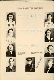 Page 14, 1948 Edition, Ossian High School - Oracle Yearbook (Ossian, IN) online yearbook collection