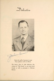 Page 9, 1948 Edition, Ossian High School - Oracle Yearbook (Ossian, IN) online yearbook collection