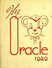 Page 1, 1949 Edition, Ossian High School - Oracle Yearbook (Ossian, IN) online yearbook collection